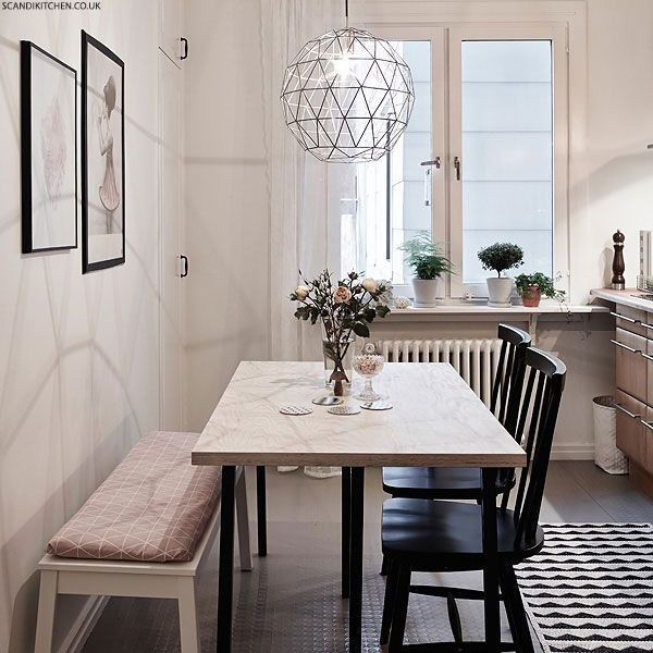 Best ideas about Small Space Dining Table . Save or Pin Best 25 Small dining rooms ideas on Pinterest Now.
