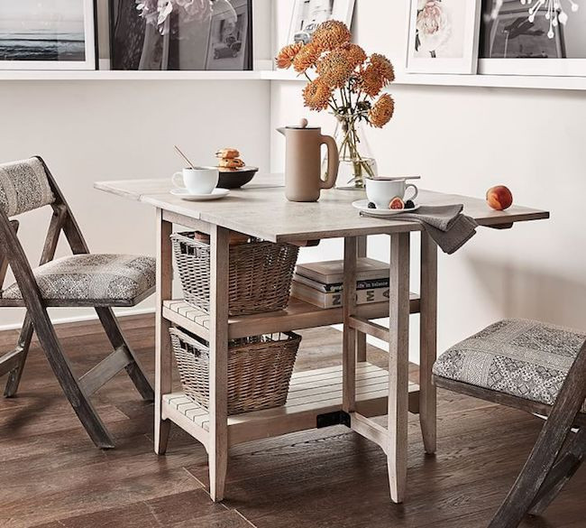 Best ideas about Small Space Dining Table . Save or Pin Small Space Solutions Furniture Ideas The Inspired Room Now.
