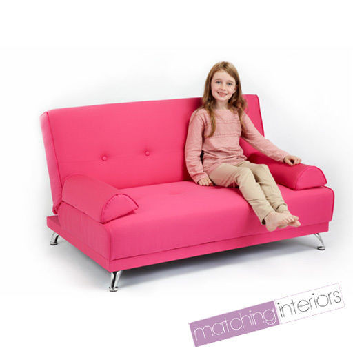 Best ideas about Sofa Beds For Kids . Save or Pin Childrens Cotton Twill Clic Clac Sofa Bed with Armrests Now.