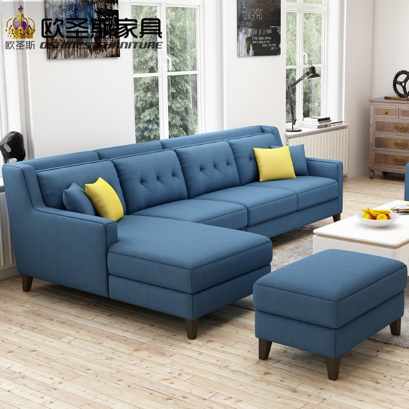 Best ideas about Sofa Set Designs For Small Living Room . Save or Pin New arrival American style simple latest design sectional Now.
