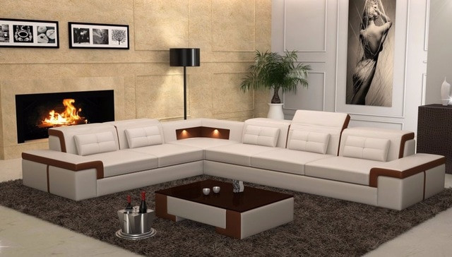 Best ideas about Sofa Set Designs For Small Living Room . Save or Pin Sofa Set New Designs For Healthy Life 2015 living room Now.