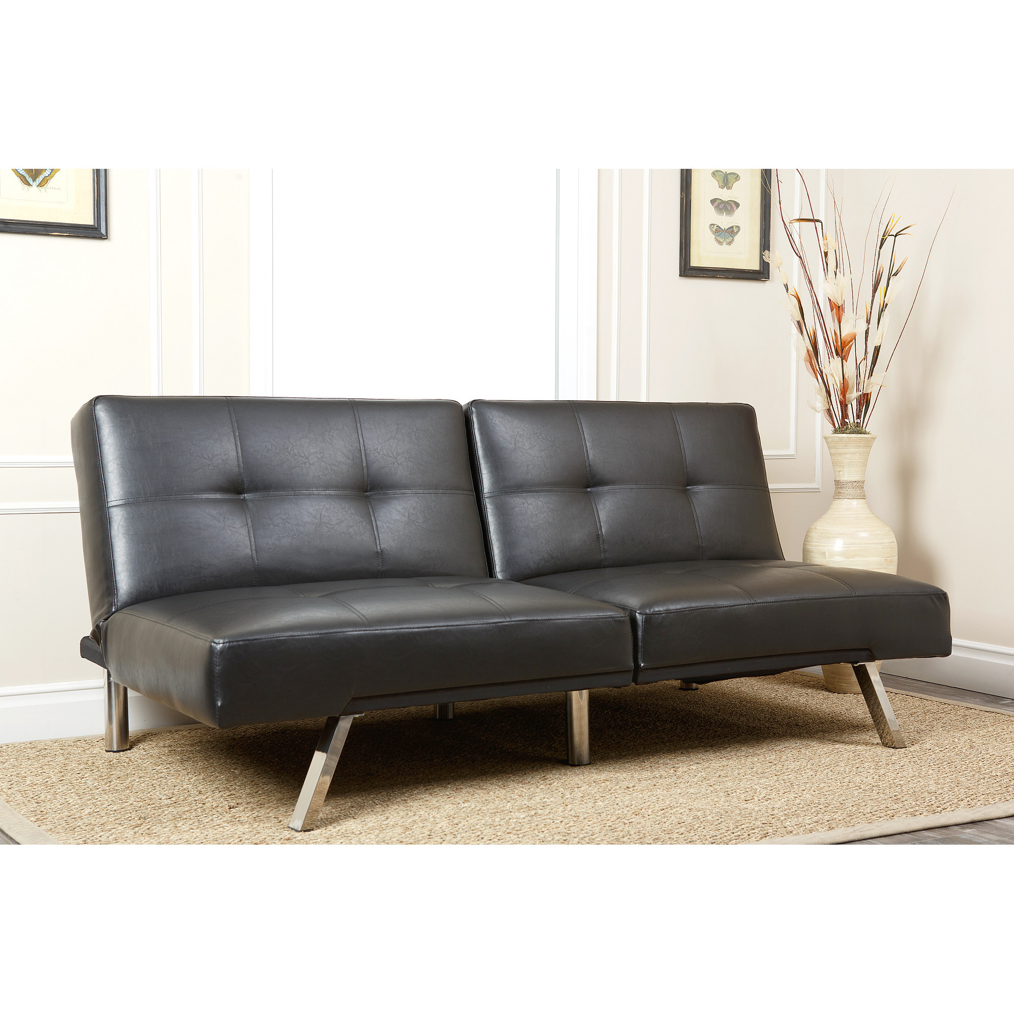 Best ideas about Sofa Sleeper Sectional . Save or Pin Abbyson Living Aspen Convertible Sleeper Sofa & Reviews Now.