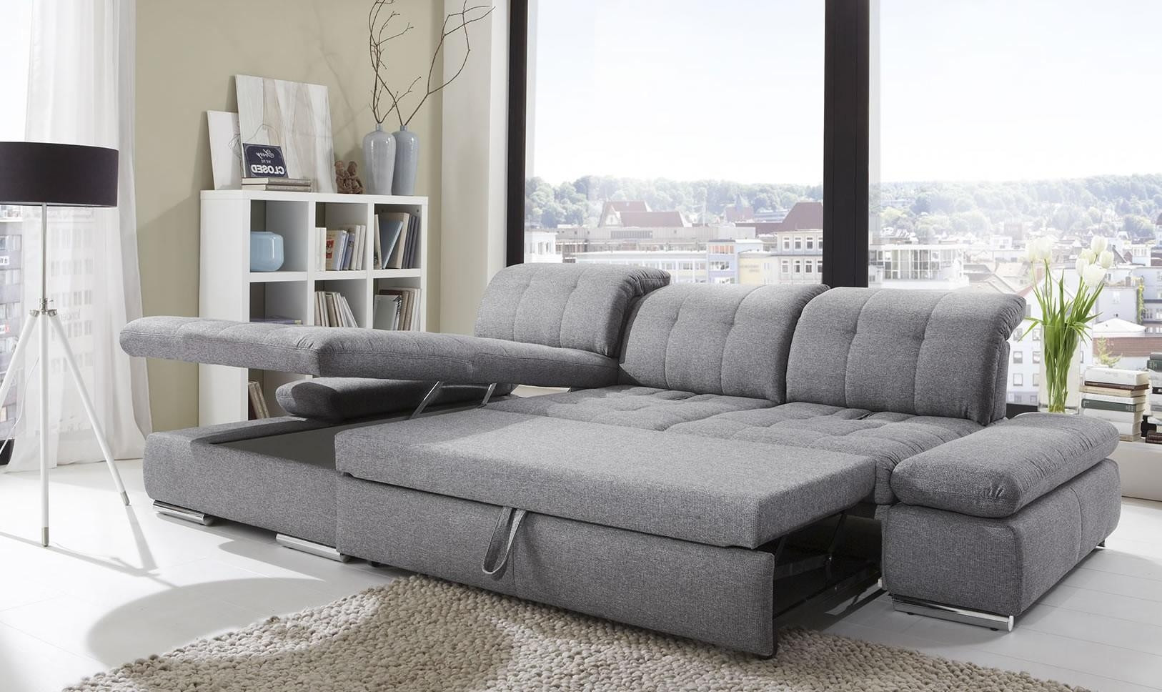 Best ideas about Sofa Sleeper Sectional . Save or Pin 20 Top Sectional Sleeper Sofas With Chaise Now.