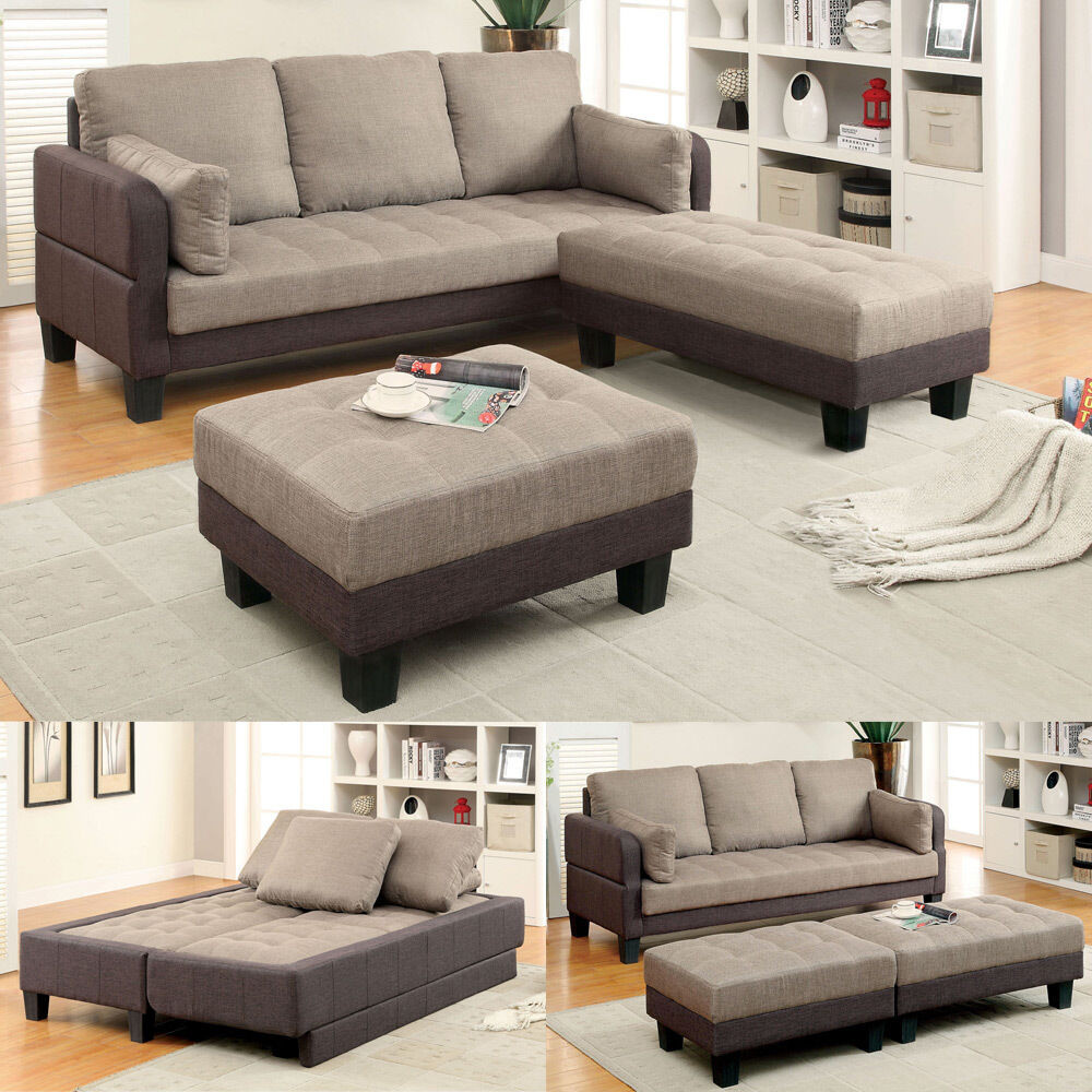 Best ideas about Sofa Sleeper Sectional . Save or Pin Ghent Sectional Sofa Chaise Sleeper Bed Futon Ottomans Now.