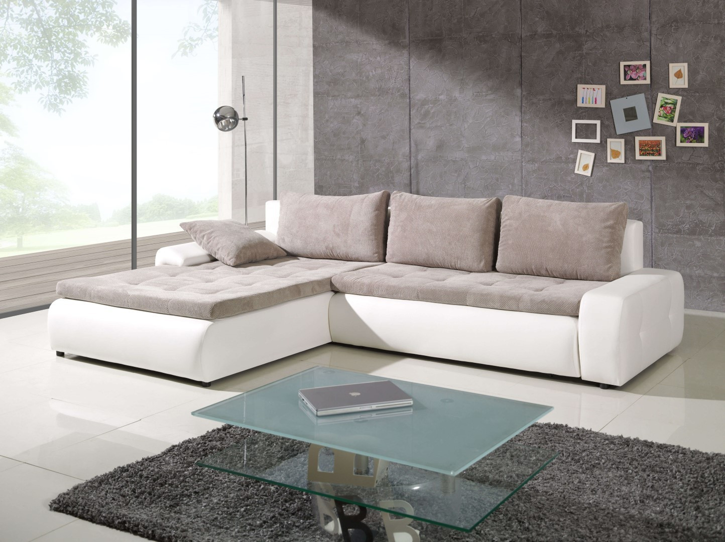 Best ideas about Sofa Sleeper Sectional . Save or Pin Shop Galileo Sectional Sleeper Sofa with Storage Universal Now.