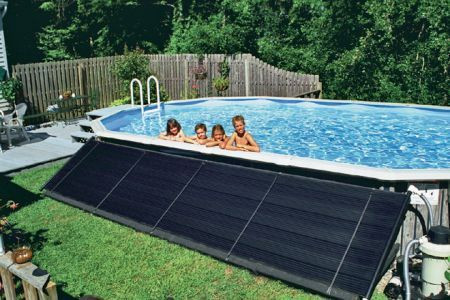 Best ideas about Solar Heater For Inground Pool . Save or Pin 4 x20 Ground & In Ground Pool Solar Heating Panels Now.