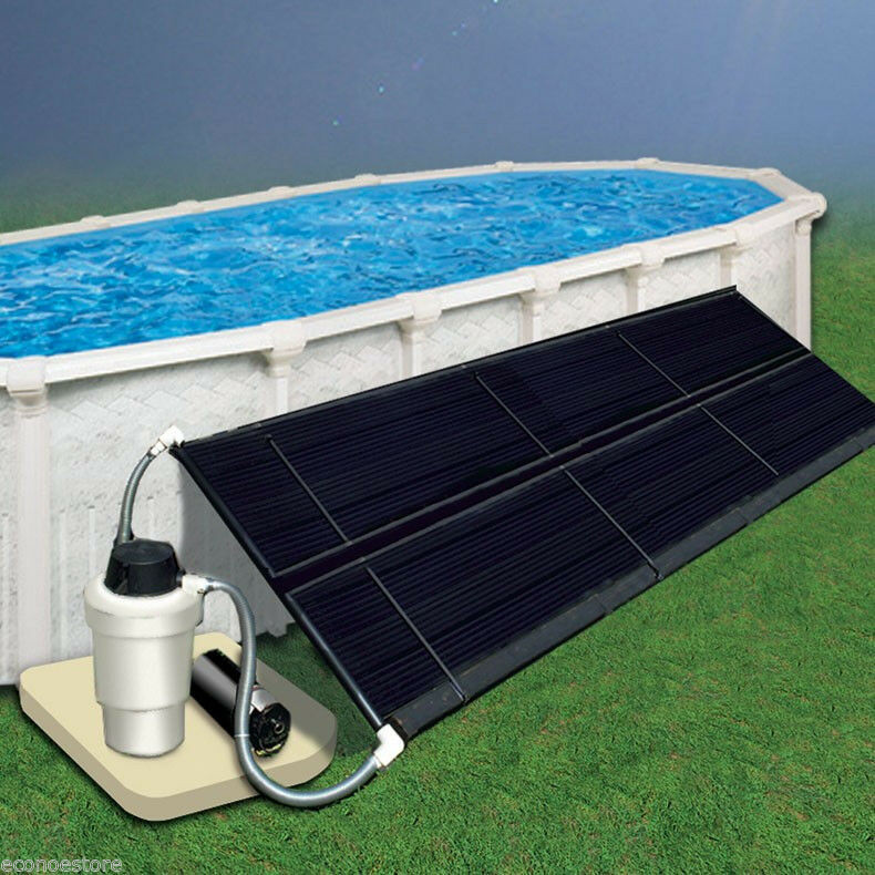 Best ideas about Solar Heater For Inground Pool . Save or Pin Energy Saving Ground Inground Swimming Pool Solar Now.