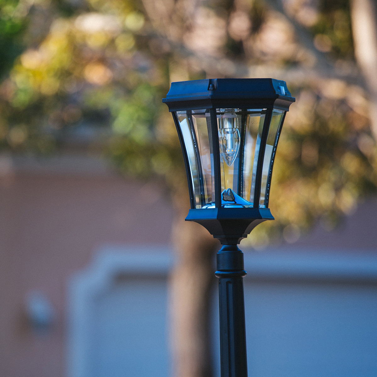 Best ideas about Solar Lamp Post Lights . Save or Pin Victorian Bulb Solar Lamp and Single Lamp Post with GS Now.