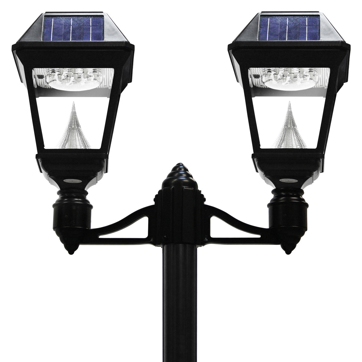 Best ideas about Solar Lamp Post Lights . Save or Pin Imperial II Series – Double Solar Lamp and Single Lamp Now.