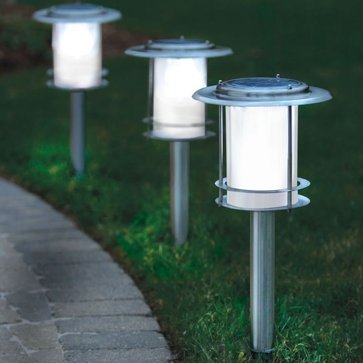 Best ideas about Solar Powered Patio Lighting . Save or Pin Best 25 Walkway lights ideas on Pinterest Now.