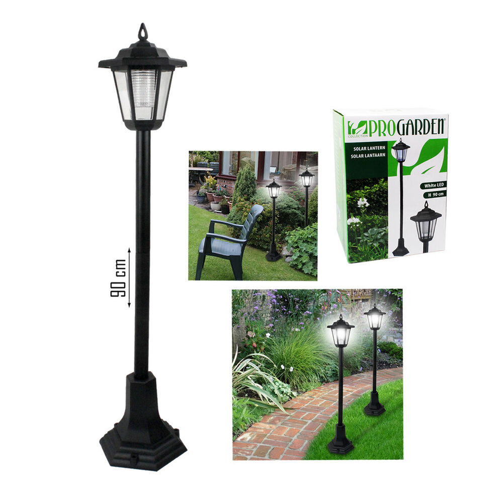 Best ideas about Solar Powered Patio Lighting . Save or Pin Garden LED Lights Lampost Solar Powered Borders Pathway Now.