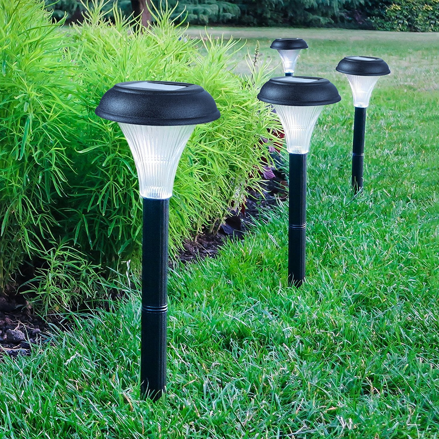 Best ideas about Solar Powered Patio Lighting . Save or Pin The 5 Best Solar LED Garden & Landscape Lights Reviewed Now.