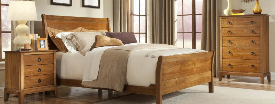 Best ideas about Solid Wood Bedroom Sets . Save or Pin Should you choose solid wood furniture or veneer furniture Now.