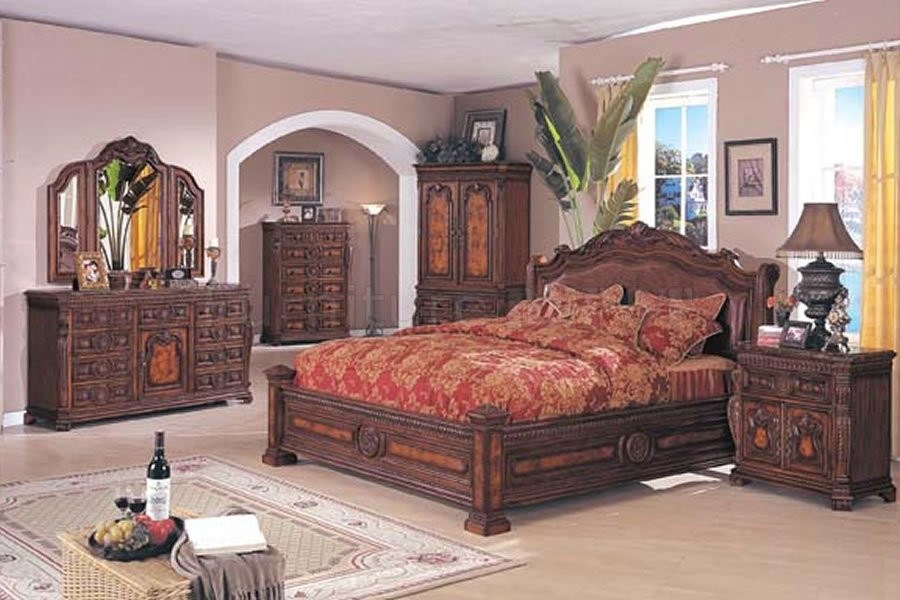 Best ideas about Solid Wood Bedroom Sets . Save or Pin 13 choices of solid wood bedroom furniture Interior Now.