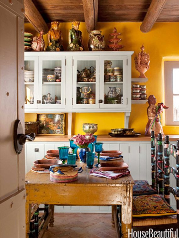 Best ideas about Southwest Kitchen Decor . Save or Pin 91 best Mexican Spanish Mediterranean love it images Now.
