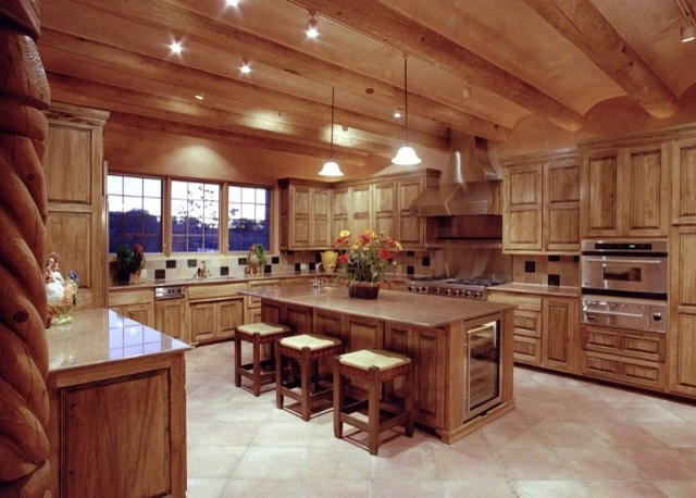 Best ideas about Southwest Kitchen Decor . Save or Pin Southwest Style hom Traditional Kitchen Albuquerque Now.