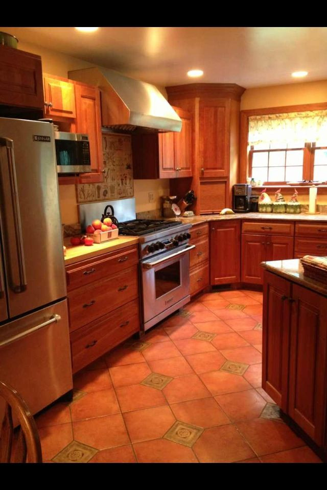 Best ideas about Southwest Kitchen Decor . Save or Pin Kitchen with southwest colors Now.