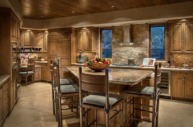 Best ideas about Southwest Kitchen Decor . Save or Pin Southwest Contemporary Southwestern Kitchen Phoenix Now.