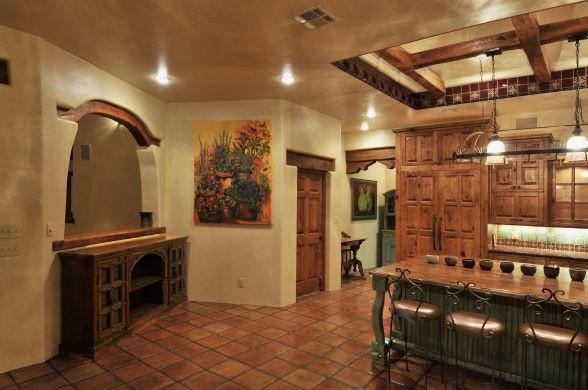 Best ideas about Southwest Kitchen Decor . Save or Pin 47 best Saltillo Tile Design Ideas images on Pinterest Now.