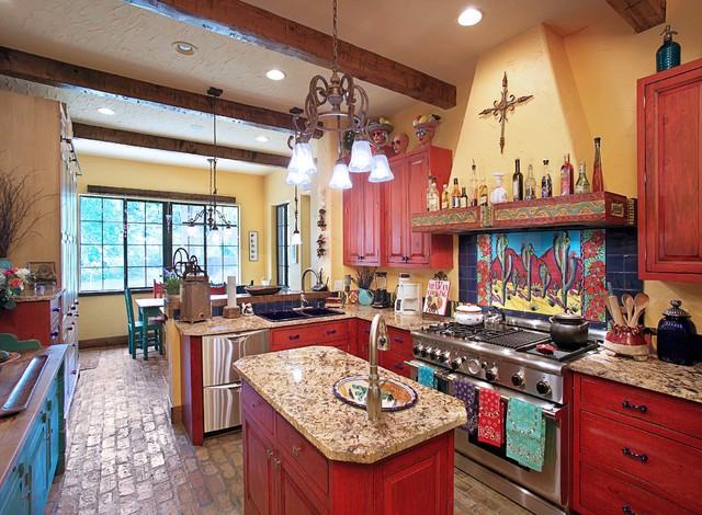 Best ideas about Southwest Kitchen Decor . Save or Pin Kitchen Now.