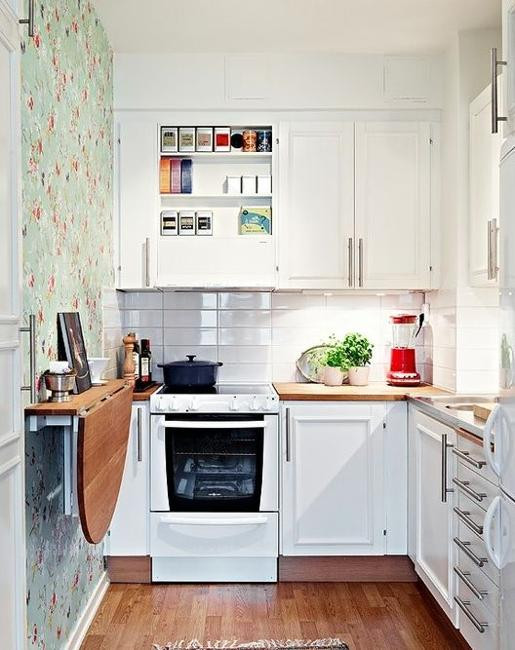 Best ideas about Space Saving Kitchen Ideas . Save or Pin 21 Space Saving Kitchen Island Alternatives for Small Kitchens Now.