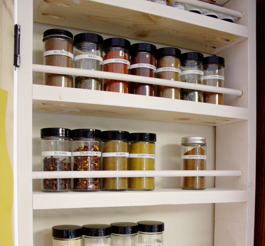 Best ideas about Spice Racks DIY . Save or Pin How To Build A DIY Spice Rack Now.