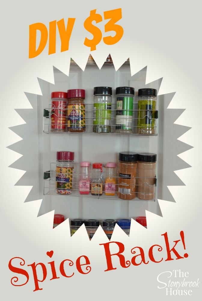 Best ideas about Spice Racks DIY . Save or Pin Hometalk Now.