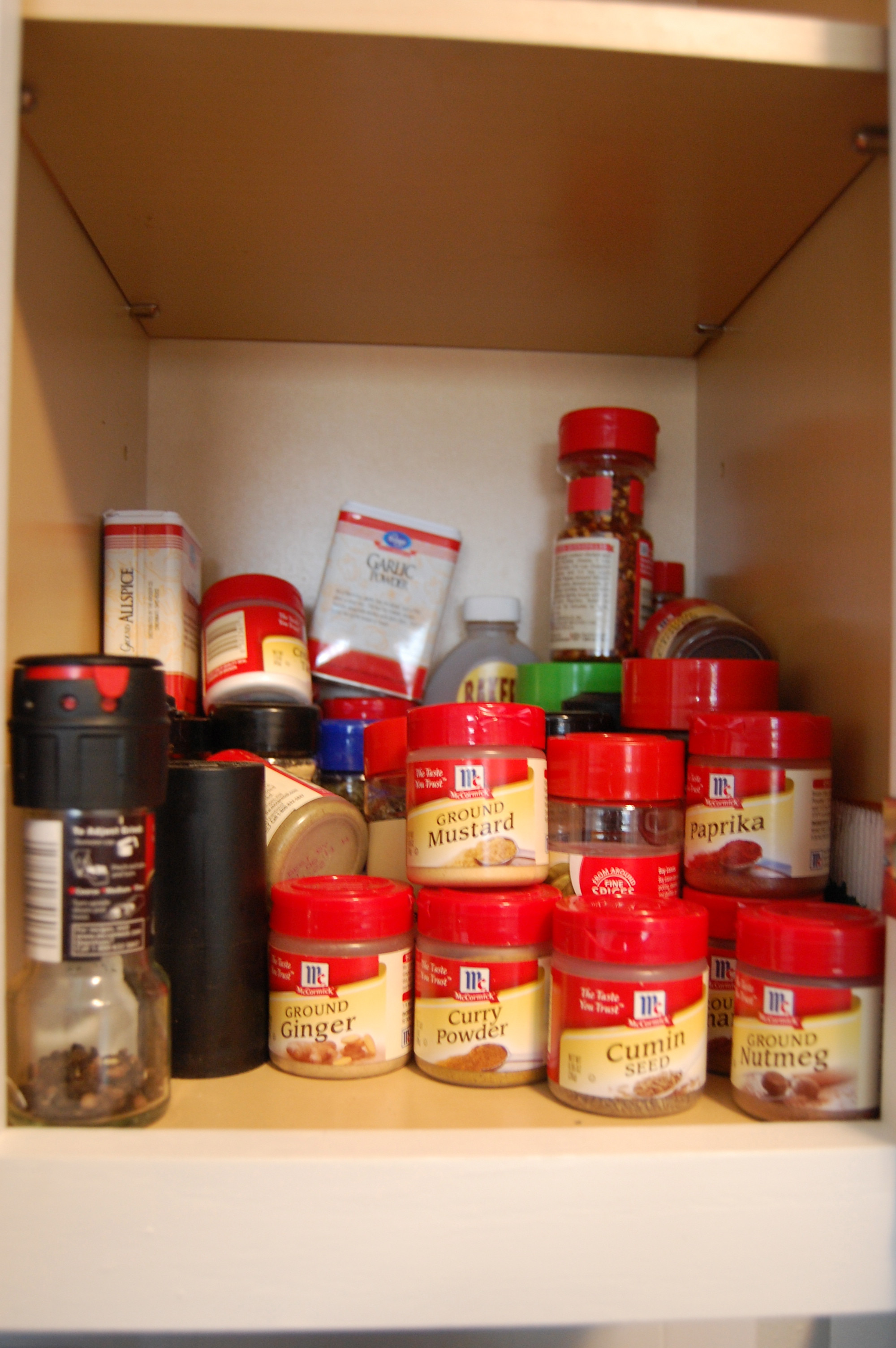 Best ideas about Spice Racks DIY . Save or Pin DIY Spice Rack Now.