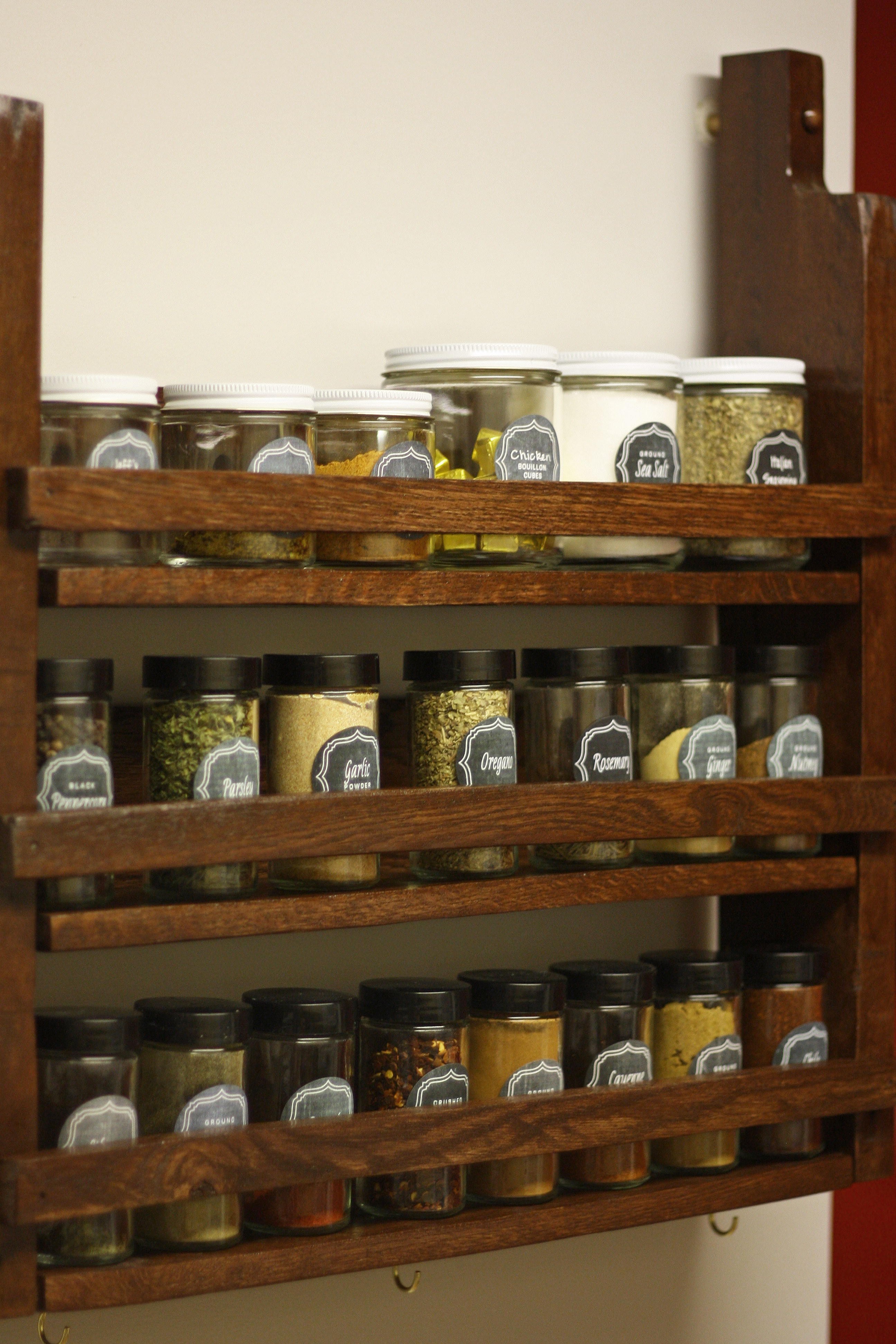 Best ideas about Spice Racks DIY . Save or Pin Spice Rack Now.