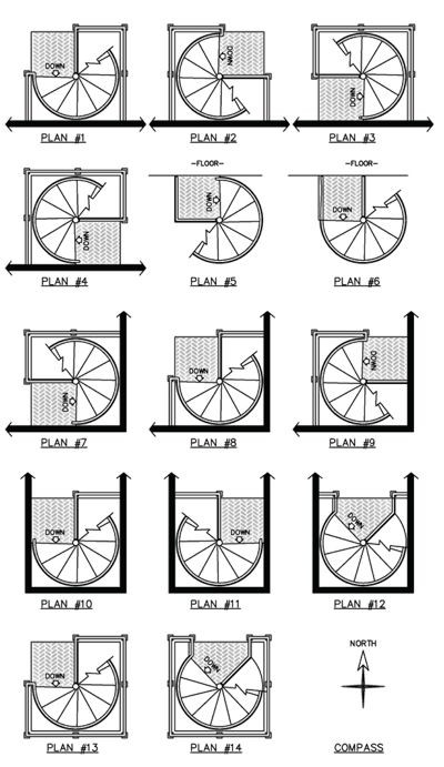 Best ideas about Spiral Staircase Dimensions . Save or Pin Spiral stairs Tiny houses Pinterest Now.