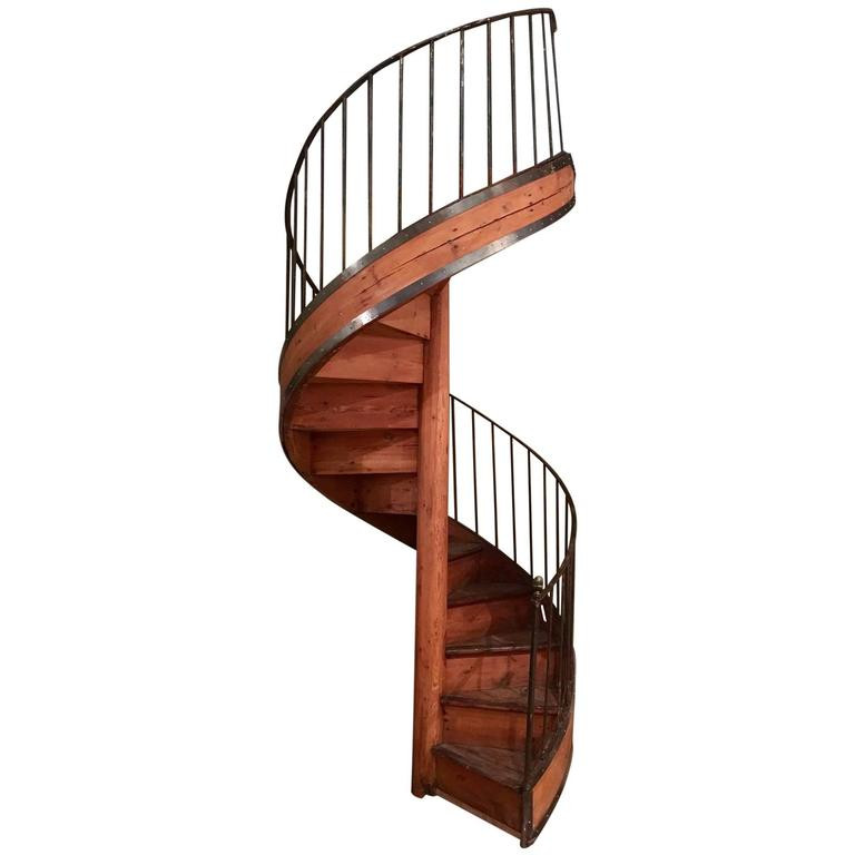 Best ideas about Spiral Staircase For Sale . Save or Pin Early 20th Century Pine Spiral Staircase For Sale at 1stdibs Now.
