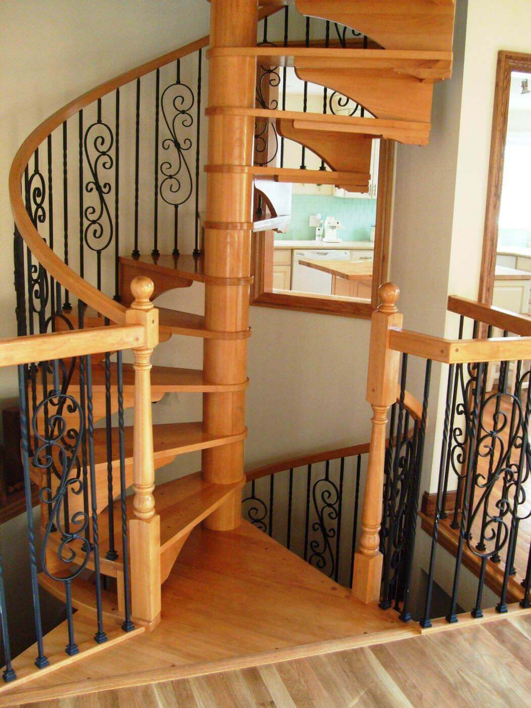 Best ideas about Spiral Staircase Songs . Save or Pin Read This Before Designing a Spiral Staircase Now.