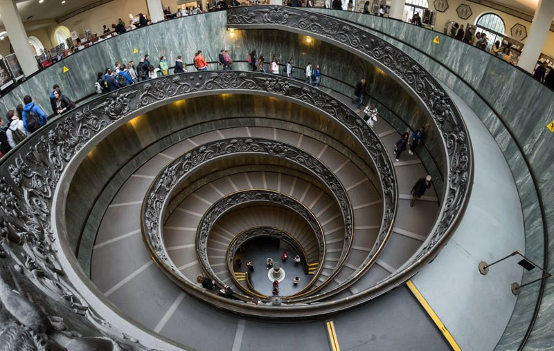 Best ideas about Spiral Staircase Songs . Save or Pin Picture of the Day Up and Down the Spiral TwistedSifter Now.