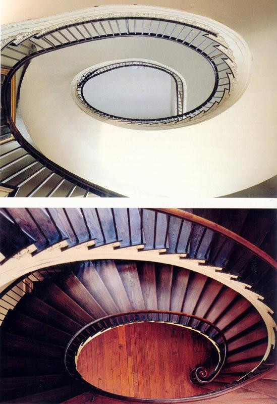 Best ideas about Spiral Staircase Songs . Save or Pin 1808 Federal in Charleston South Carolina OldHouses Now.