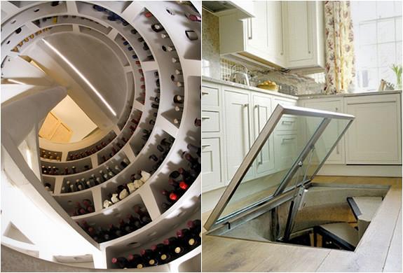 Best ideas about Spiral Wine Cellar . Save or Pin Spiral Wine Cellars Now.