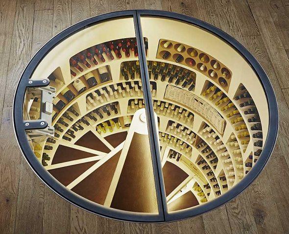 Best ideas about Spiral Wine Cellar . Save or Pin Spiral Cellars NoveltyStreet Now.