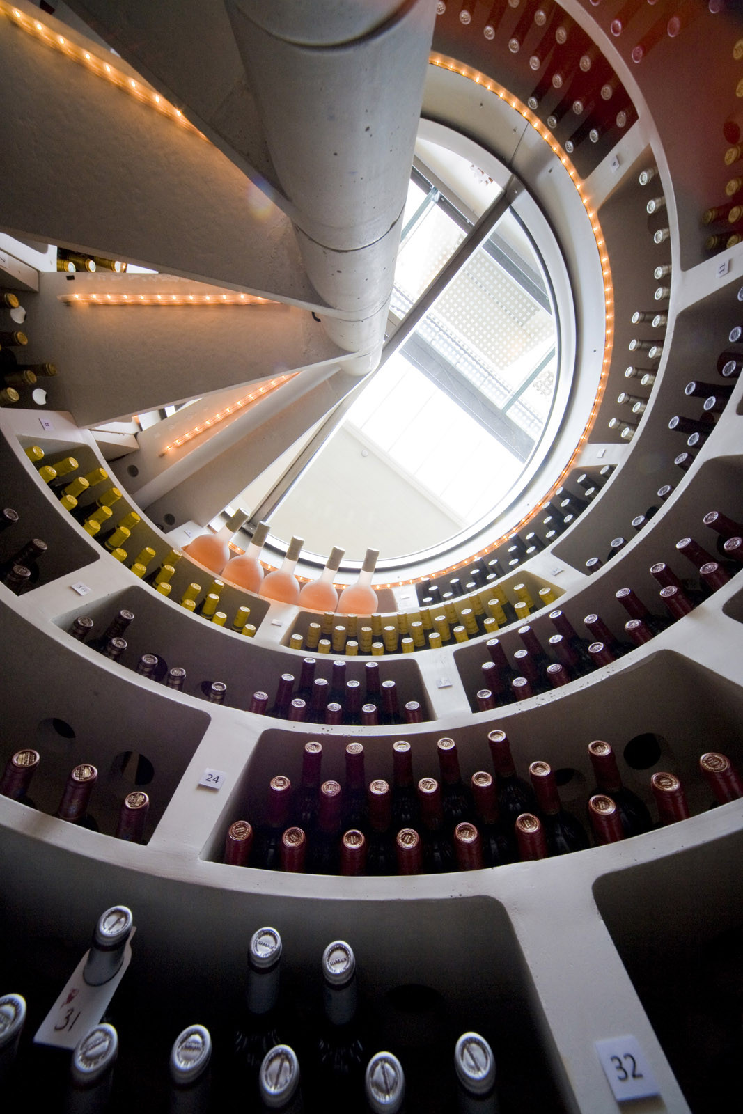 Best ideas about Spiral Wine Cellar . Save or Pin Spiral Cellars Available via Genuwine Cellars in North America Now.