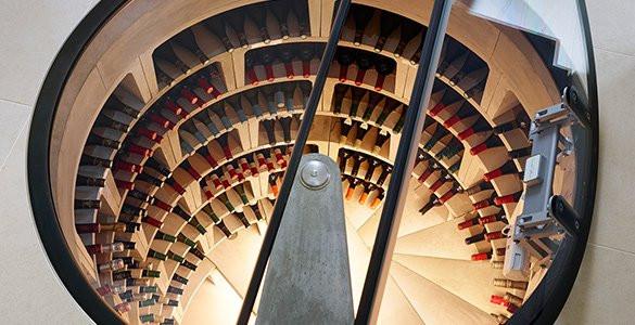 Best ideas about Spiral Wine Cellar . Save or Pin Spiral Cellars Wine Cellars Less Ordinary Now.