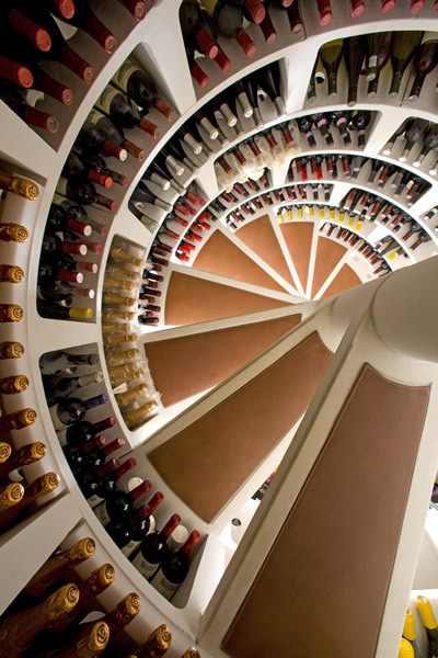 Best ideas about Spiral Wine Cellar . Save or Pin Spiral Cellars – A Home for Your Wine Now.