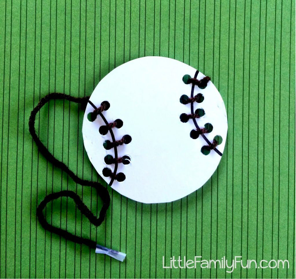Best ideas about Sports Crafts For Kids . Save or Pin Sports Crafts Now.