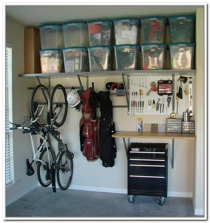 Best ideas about Sports Equipment Garage Storage . Save or Pin Storing sports equipment Now.