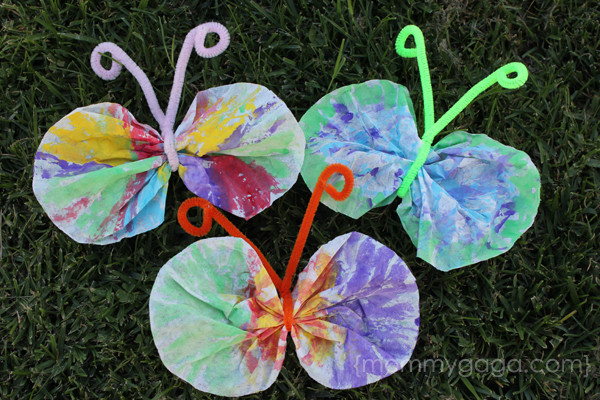 Best ideas about Spring Arts And Crafts For Kids . Save or Pin Spring Crafts for Kids Now.