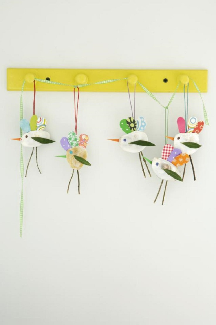 Best ideas about Spring Craft For Kids . Save or Pin TOP 10 Colorful Kids Spring Crafts and Activities Top Now.