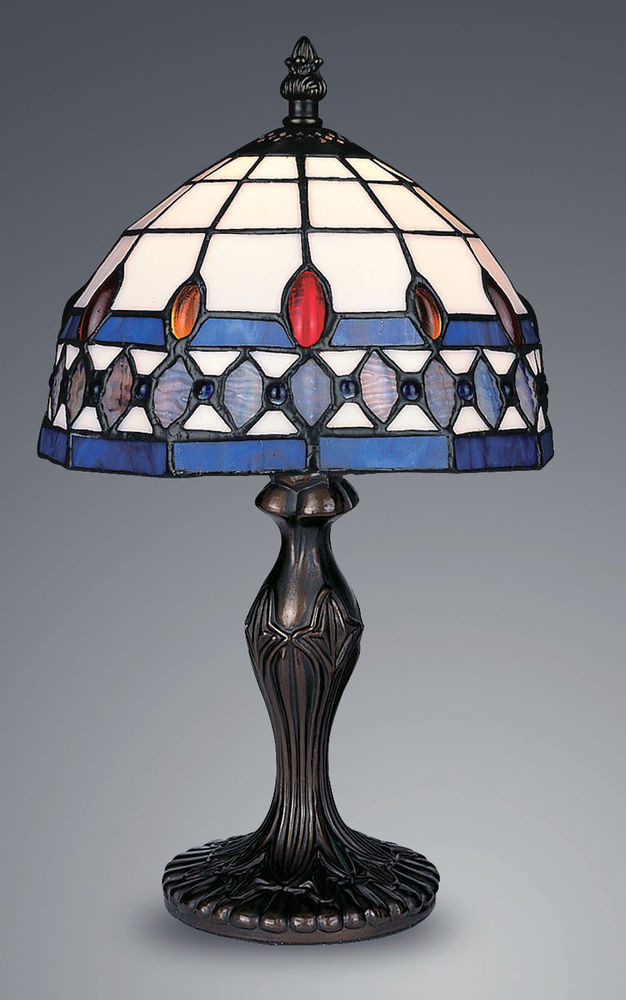 Best ideas about Stained Glass Desk Lamp . Save or Pin TIFFANY STYLE UNIQUE STAINED GLASS DESK TABLE LAMP 7 87 Now.