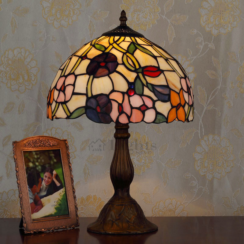 Best ideas about Stained Glass Desk Lamp . Save or Pin Zinc Alloy and Stained Glass Tiffany Table Lamps Now.