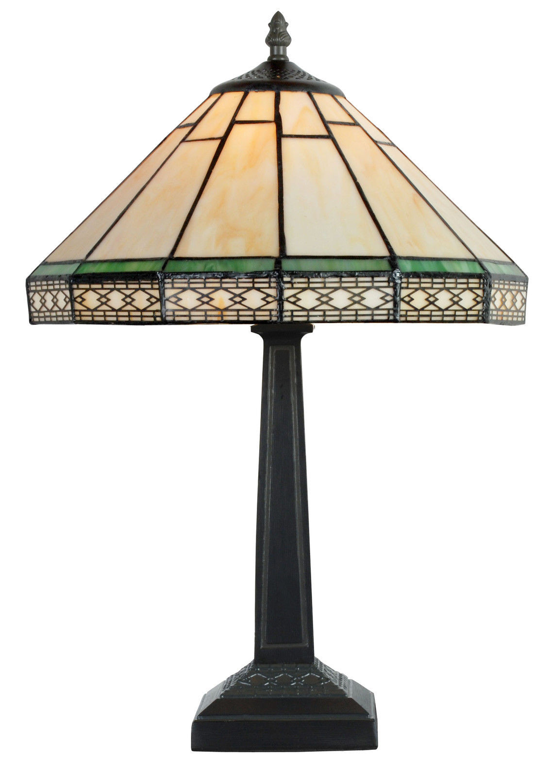 Best ideas about Stained Glass Desk Lamp . Save or Pin HIGH QUALITY TIFFANY STYLE UNIQUE STAINED GLASS DESK TABLE Now.