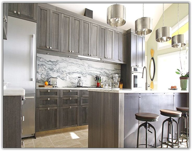 Best ideas about Stained Kitchen Cabinets . Save or Pin The 25 best Grey stain ideas on Pinterest Now.