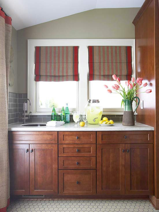 Best ideas about Stained Kitchen Cabinets . Save or Pin How to Stain Kitchen Cabinets Now.