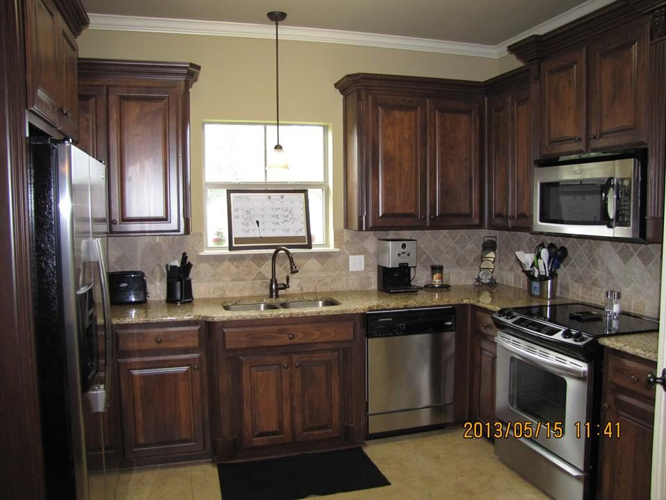 Best ideas about Stained Kitchen Cabinets . Save or Pin Best 25 Cabinet stain ideas on Pinterest Now.