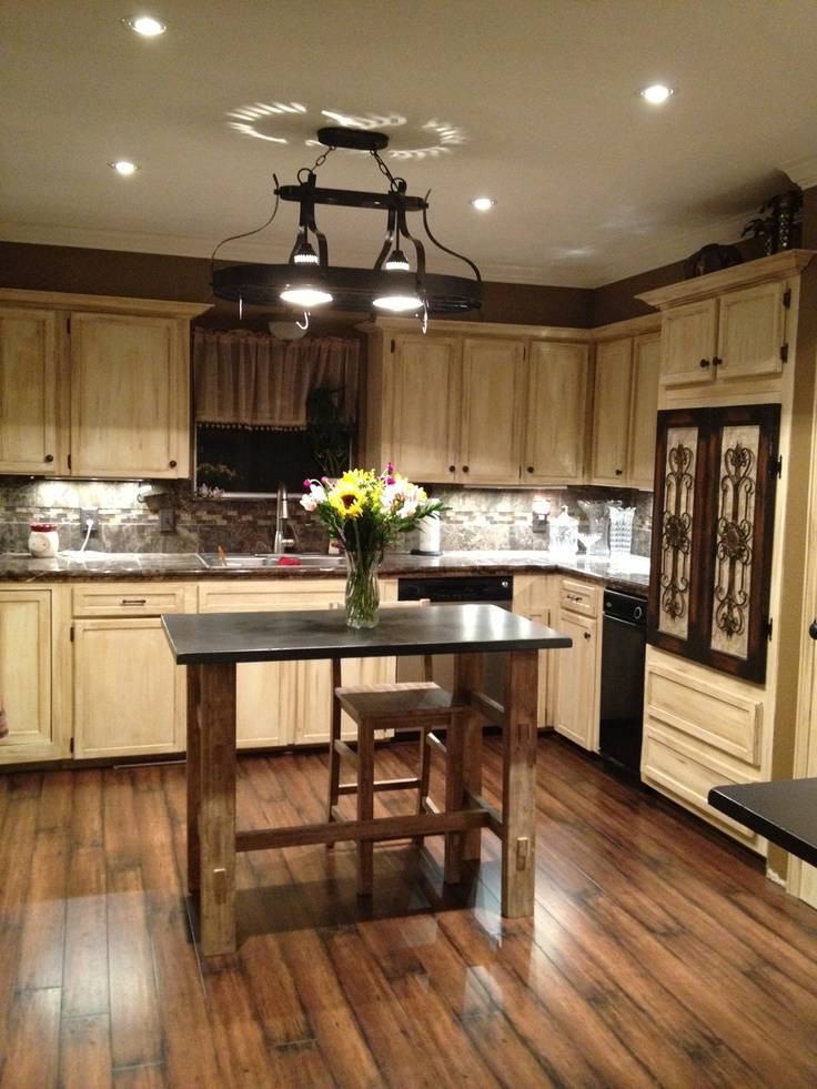 Best ideas about Stained Kitchen Cabinets . Save or Pin 22 gel stain kitchen cabinets as great idea for anybody Now.